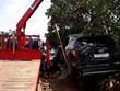 Va chạm giao thông liên hoàn tại Quảng Trị, làm 3 người bị thương