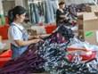 Trung Quốc đẩy mạnh hợp tác về dệt may với 5 nước khu vực sông Mekong