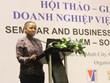 Doanh nghiệp Nam Phi tìm cơ hội hợp tác kinh doanh tại Việt Nam