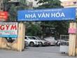 """Nhiều cơ sở văn hóa ở Hà Nội bị """"xẻ thịt"""" để kinh doanh"""