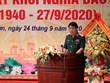 Lạng Sơn tổ chức lễ kỷ niệm 80 năm Ngày khởi nghĩa Bắc Sơn
