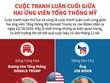 [Infographics] Cuộc tranh luận cuối giữa hai ứng viên Tổng thống Mỹ