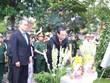 Dâng hương tưởng niệm nhân 100 năm ngày sinh Chủ tịch nước Lê Đức Anh