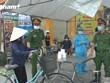 Bộ Tư lệnh Thủ đô khử khuẩn 3 thôn bị phong toả tại huyện Thường Tín