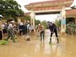 Lũ lụt miền Trung: Hàng chục nghìn học sinh 'khát' sách giáo khoa