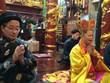 Tết Thượng Nguyên Đền Dâu: Không gian thiêng để thực hành hát văn