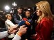 Bà Zuzana Caputova có thể thành nữ tổng thống đầu tiên của Slovakia