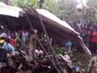 Xe buýt trượt bánh đâm vào xe tải, ít nhất 22 người thiệt mạng