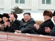 Nhà lãnh đạo Triều Tiên Kim Jong-un giám sát hoạt động tập trận