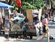 Hà Nội: Phân luồng tập kết rác tạm thời khi bãi rác Nam Sơn bị chặn