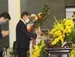 Gần 660 đoàn đến viếng nguyên Tổng Bí thư Lê Khả Phiêu