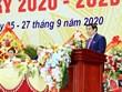 Trưởng ban tổ chức Trung ương chỉ đạo Đại hội Đảng bộ tỉnh Lạng Sơn