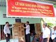 TTXVN chung tay hỗ trợ nạn nhân chất độc da cam tại Sóc Trăng