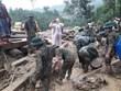 Nỗi đau tột cùng từ nơi xảy ra vụ sạt lở nghiêm trọng ở xã Trà Leng