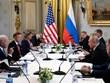 Tổng thống Mỹ-Nga hợp tác giải quyết mối lo ngại về an ninh mạng