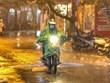 Bắc Bộ mưa dông trên diện rộng, Trung Bộ nắng nóng kéo dài