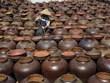 Về thị trấn Bần thưởng thức tương đặc sản xứ nhãn Hưng Yên