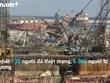 [Video] Khung cảnh hoang tàn ở Liban một ngày sau vụ nổ khủng khiếp