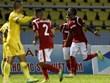 Cận cảnh Than Quảng Ninh loại Nam Định ở cúp Quốc gia sau loạt penalty