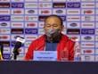 HLV Park Hang-seo thất vọng về chiến thắng nhạt nhòa của U23 Việt Nam