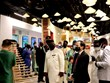 Tổng thống Sierra Leone tới thăm Nhà triển lãm Việt Nam tại Expo 2020