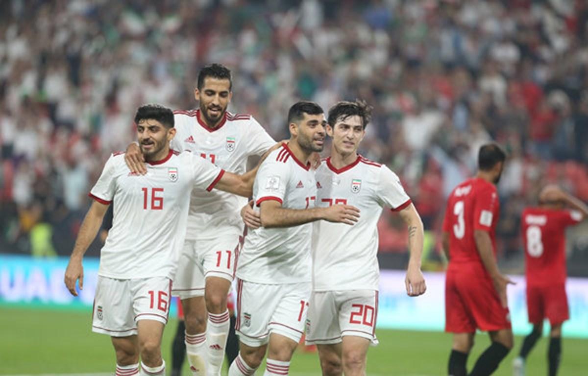 Iran thắng hủy diệt ở trận ra quân Asian Cup 2019. (Nguồn: AP)