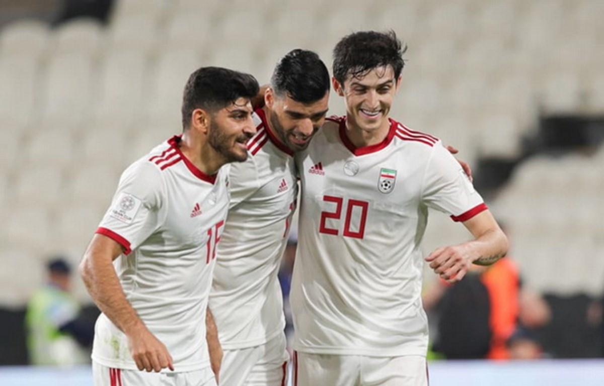 Iran có chiến thắng tưng bừng trong ngày ra quân. (Nguồn: AFC)