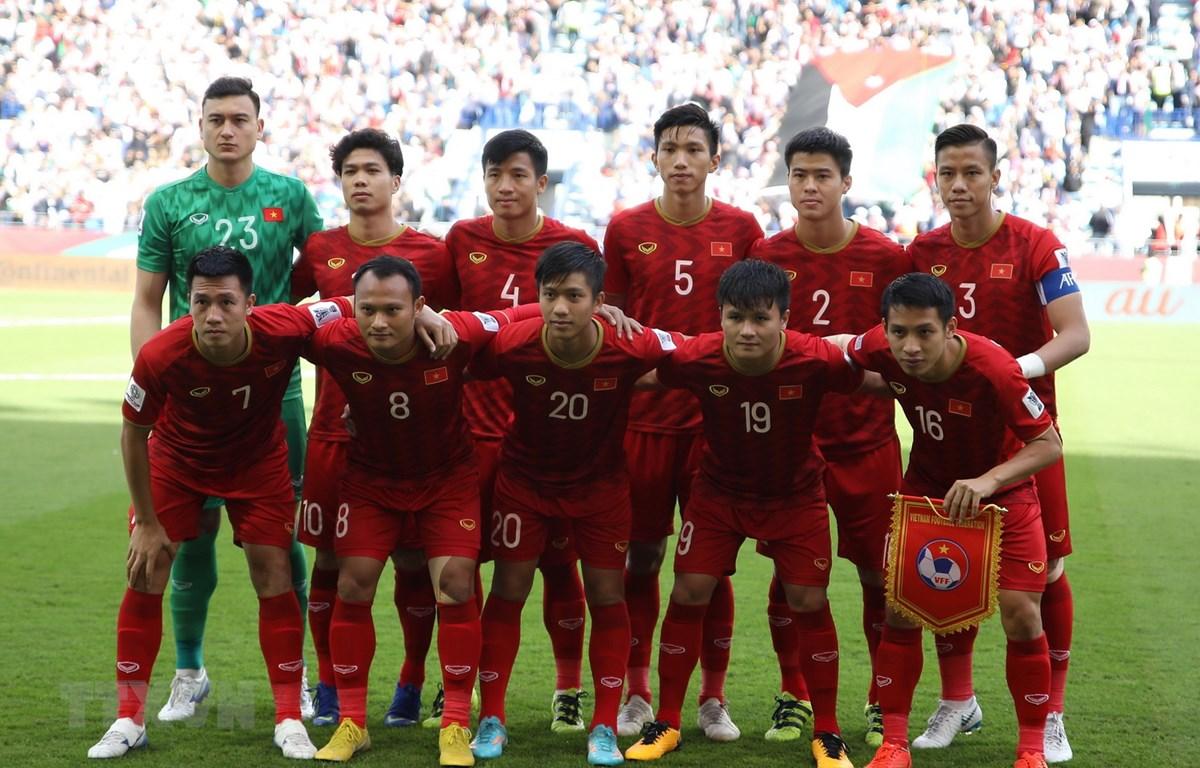 Việt Nam sẽ ra sân với đội hình như ở trận gặp Jordan? (Ảnh