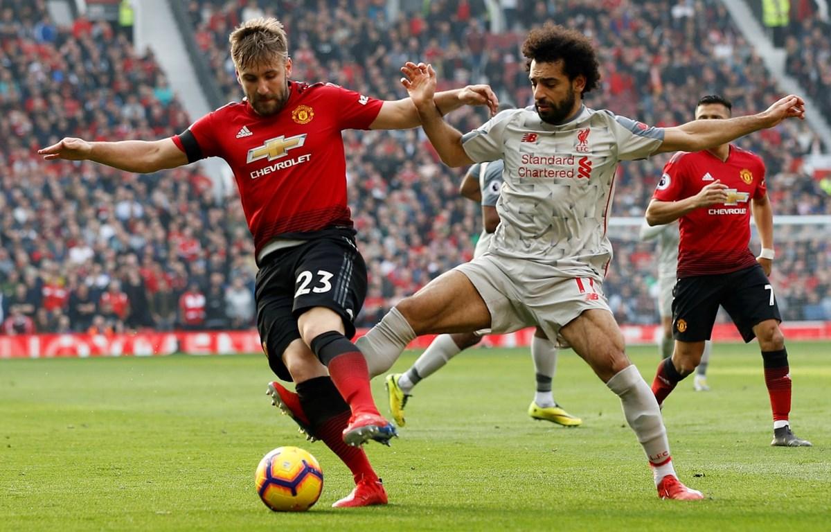 Manchester United và Liverpool chia điểm.(Nguồn: Reuters)