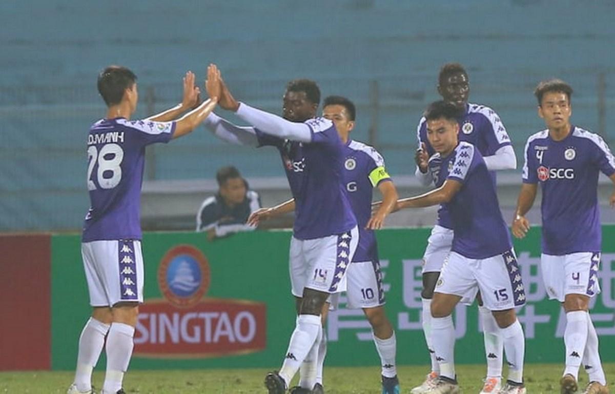 Hà Nội FC khởi đầu hoàn hảo tại AFC Cup 2019. (Nguồn: AFC)