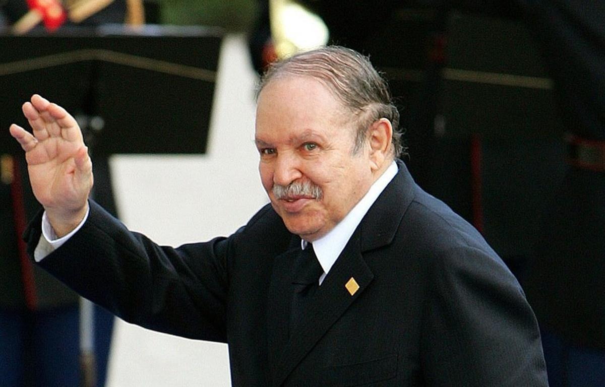 Tổng thống Algeria Abdelazizz Bouteflika. (Nguồn: Famous People)