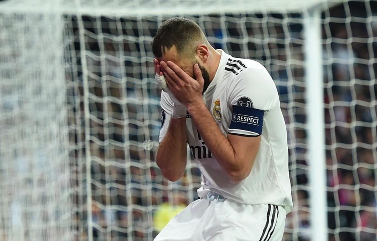 Real Madrid thành cựu vương Champions League. (Nguồn: Getty Images)