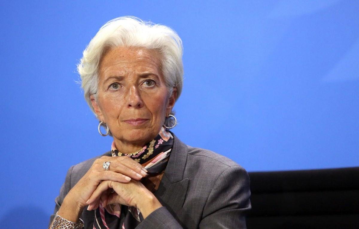 Tổng Giám đốc Quỹ Tiền tệ Quốc tế (IMF), bà Christine Lagarde. (Nguồn: Getty Images)
