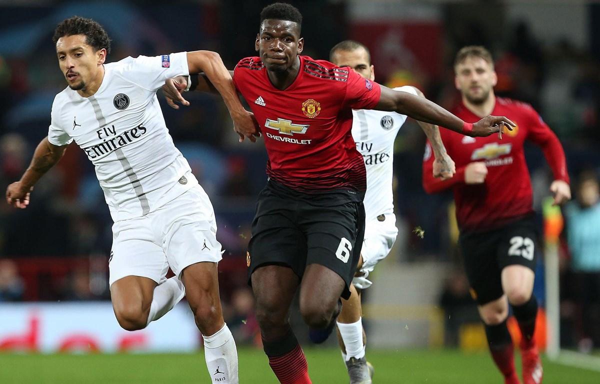 M.U sẽ đá với PSG thế nào không không có Pogba và hàng loạt ngôi sao? (Nguồn: Getty Images)