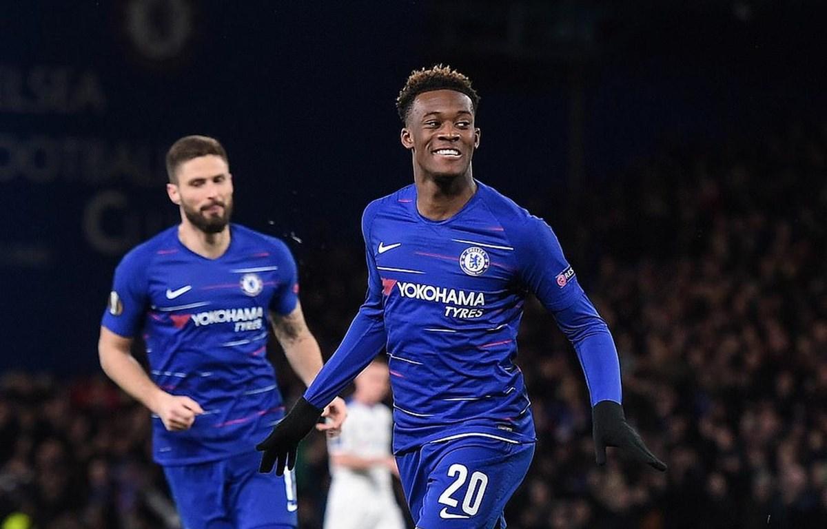 Chelsea giành ưu thế sau chiến thắng đậm. (Nguồn: Daily Mail)