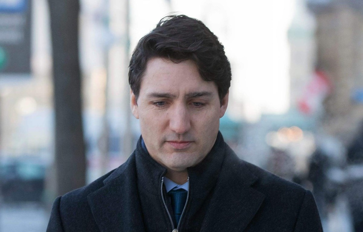 Thủ tướng Canada Justin Trudeau. (Nguồn: AFP/Getty Images)