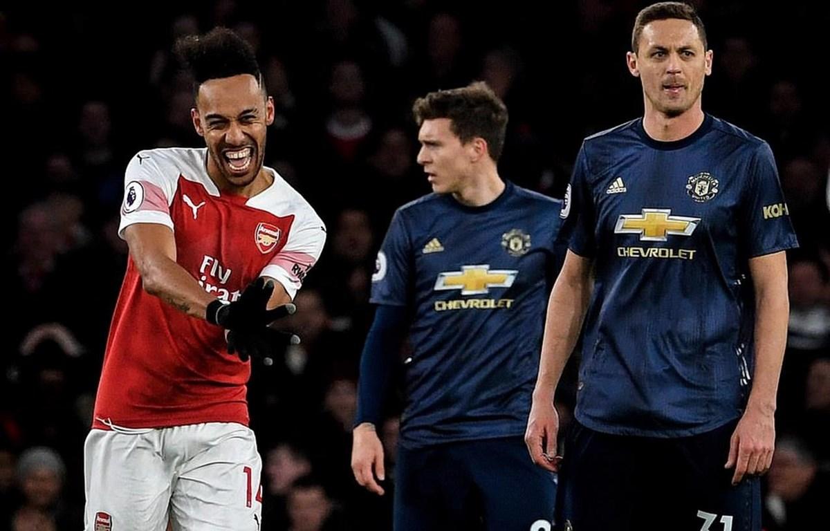 Arsenal khiến M.U rời Emirates với 2 bàn tay trắng. (Nguồn: EPA)