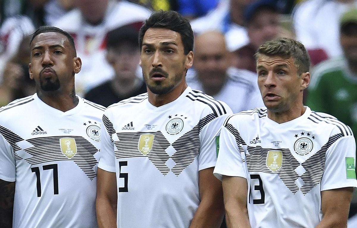 Ba công thần bị Loew loại khỏi đội tuyển. (Nguồn: Getty Images)