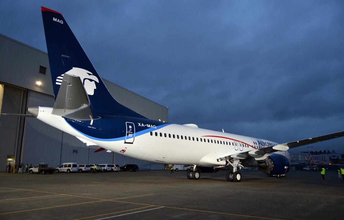 Aeromexico tạm ngừng khai thác Boeing 737 MAX 8. (Nguồn: Posta)