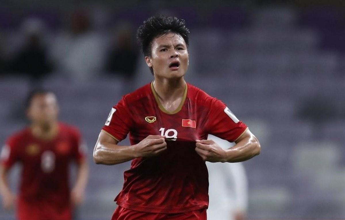 Nguyễn Quang Hải - niềm hy vọng của U23 Việt Nam. (Nguồn: AFC)