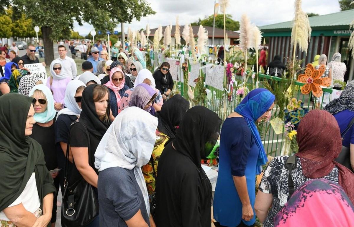 Phụ nữ trên khắp New Zealand đã đồng loạt đội hijab.