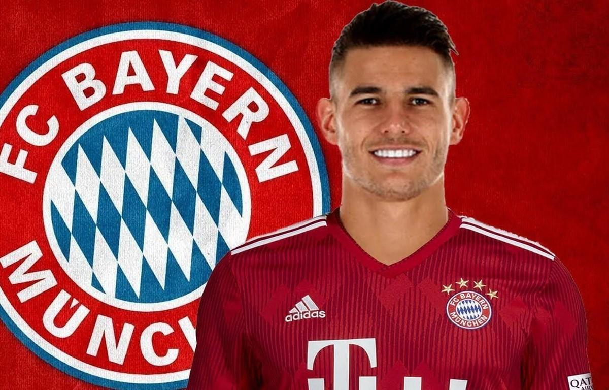 Lucas Hernandez chính thức đầu quân cho Bayern.