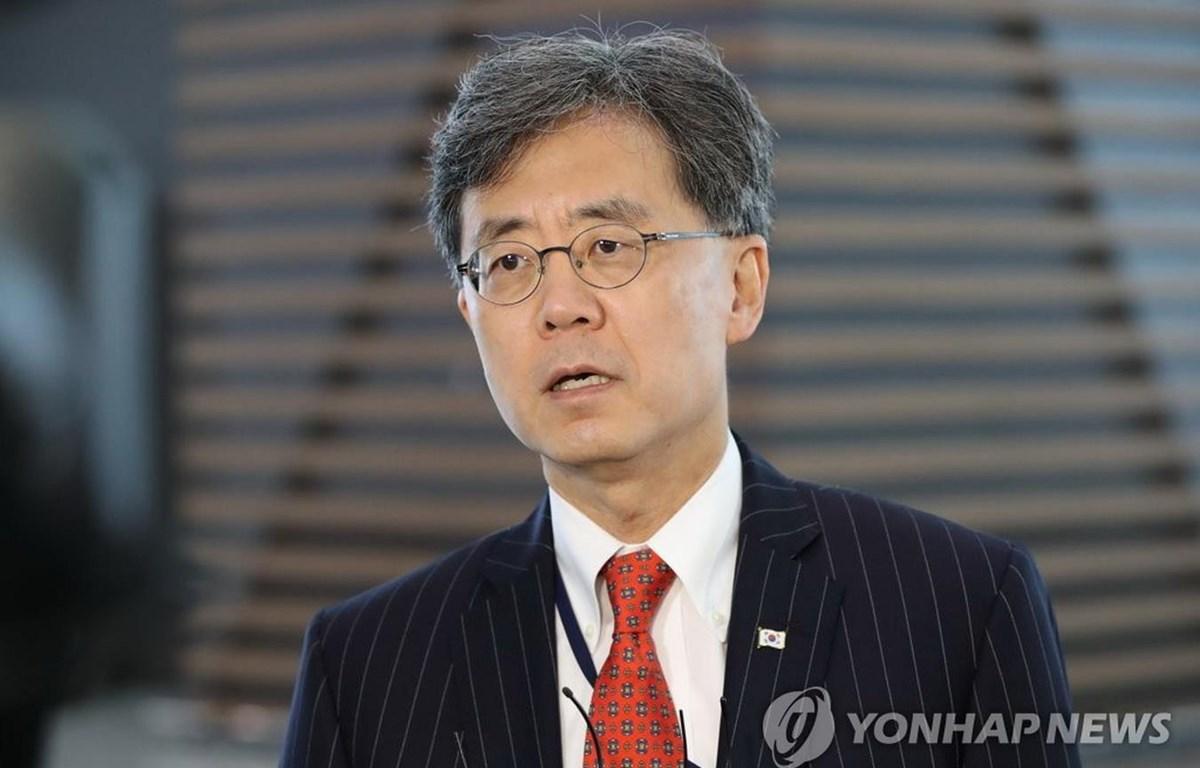 Ông Kim Hyun-chong, tân Phó Giám đốc Văn phòng An ninh quốc gia thuộc Phủ Tổng thống Hàn Quốc. (Nguồn: Yonhap)