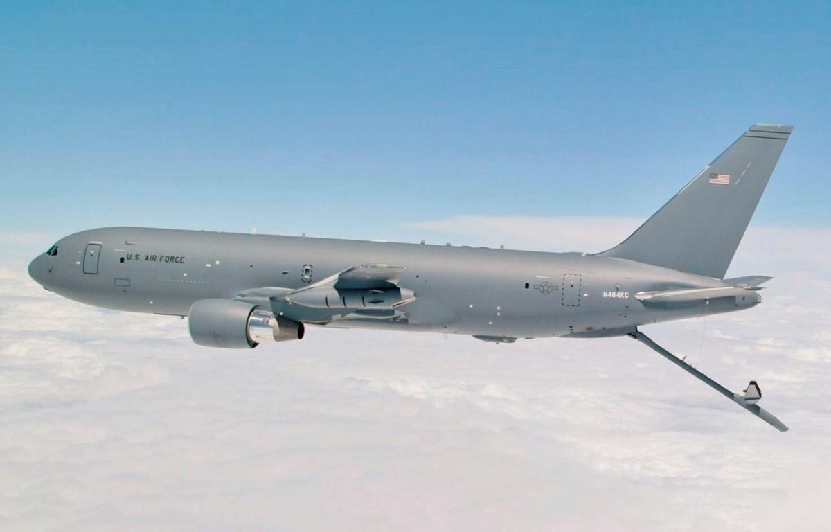 Máy bay tiếp nhiên liệu KC-46 của Boeing.