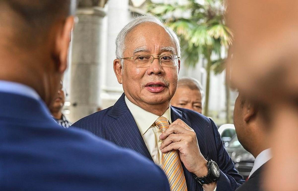 Cựu Thủ tướng bị cách chức của Malaysia Najib Razak. (Nguồn: Malay Mail)