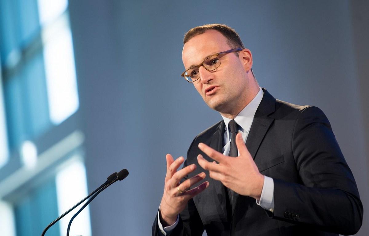 Bộ trưởng Y tế Đức Jens Spahn. (Nguồn: Handelsblatt)