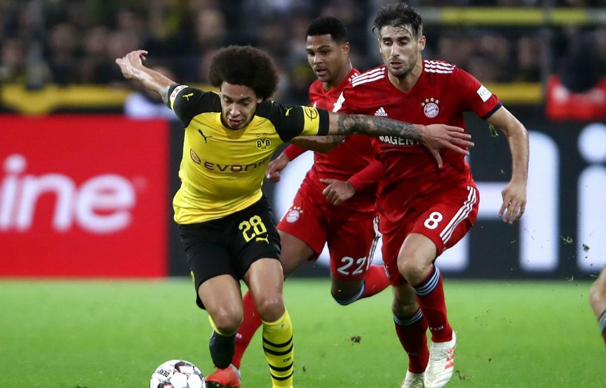 Bayern quyết đấu Dortmund trong cuộc chiến ngôi vương. (Nguồn: Getty Images)