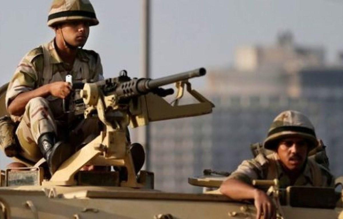 Lực lượng binh sỹ Ai Cập. (Nguồn: Fox News)