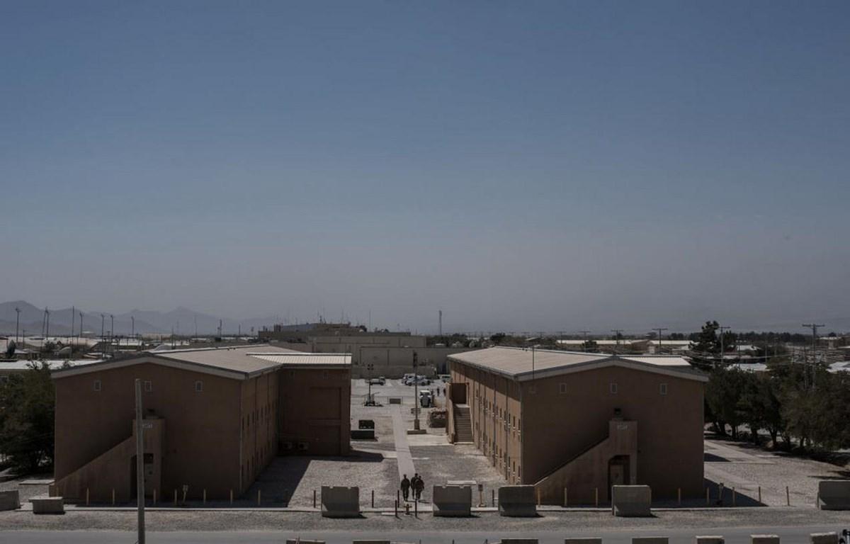 Cn cứ không quân lớn nhất của Mỹ tại Afghanistan. (Nguồn: Getty Images)