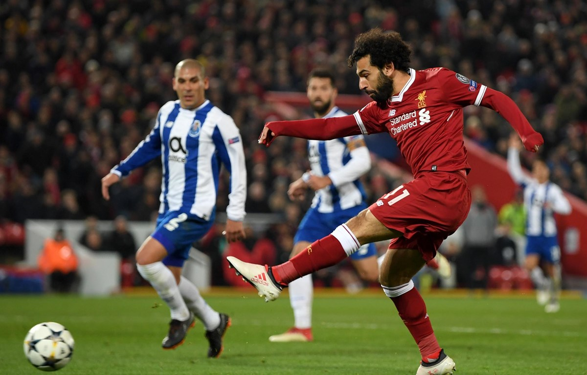 Liverpool tái ngộ Porto ở Champions League. (Nguồn: Getty Images)